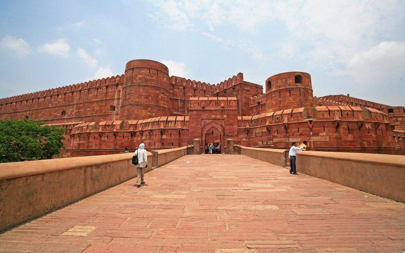 Фото: Агра - Достопримечательности Индии: ТОП-10