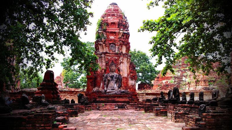 Фото: Аюттайя - Достопримечательности Таиланда: ТОП-10