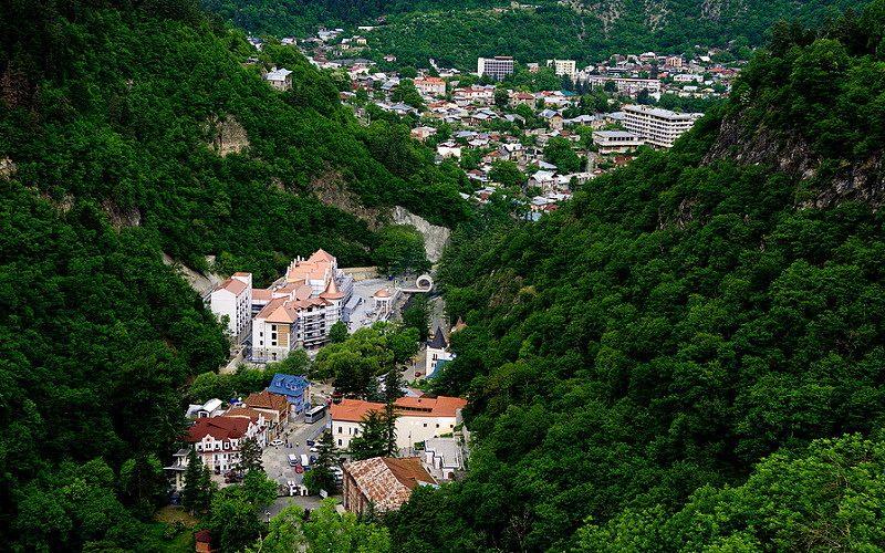 Фото: Посёлок Боржоми - Достопримечательности Грузии: ТОП-13