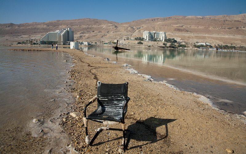 Фото: Мёртвое море - Достопримечательности Израиля: ТОП-14