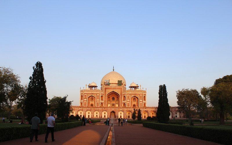 Фото: Дели - Достопримечательности Индии: ТОП-10