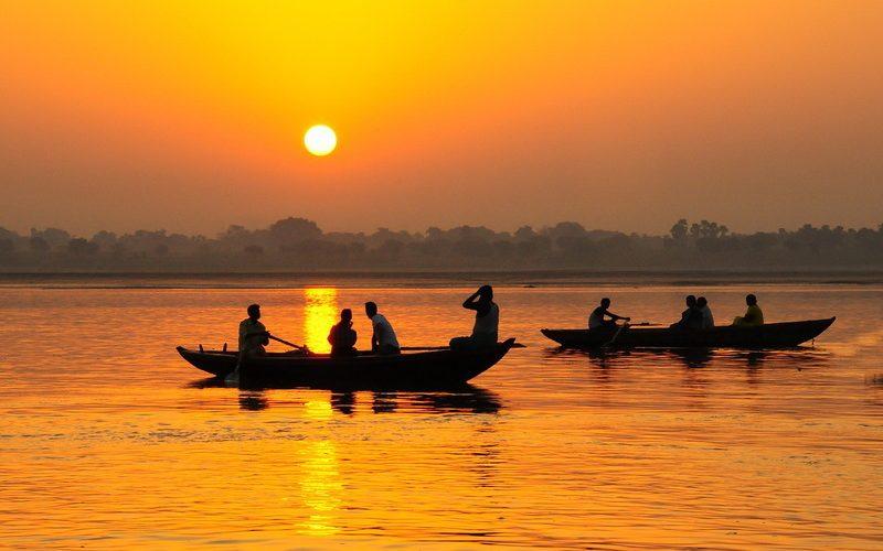 Фото: Река Ганг - Достопримечательности Индии: ТОП-10