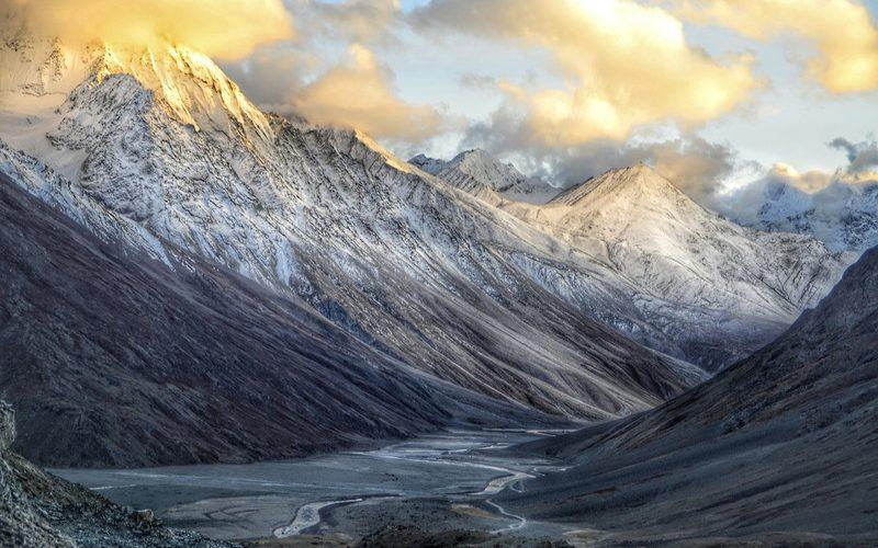 Фото: Гималаи - Достопримечательности Индии: ТОП-10