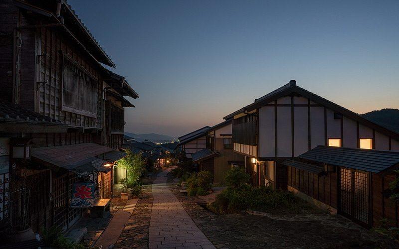 Фото: Магоме - Достопримечательности Японии: ТОП-14