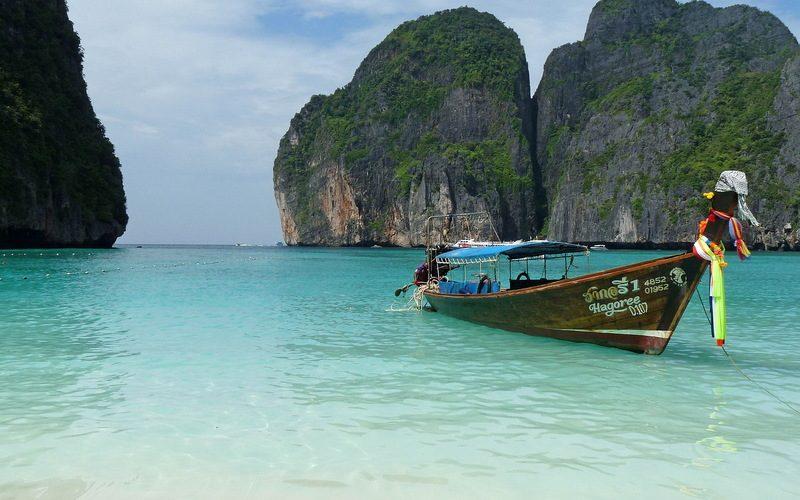 Фото: Провинция Краби о остров Пхи-Пхи - Достопримечательности Таиланда: ТОП-10