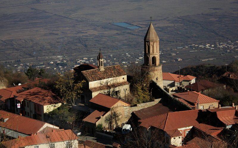 Фото: Сигнахи - Достопримечательности Грузии: ТОП-13