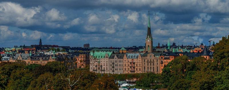 Фото: Стокгольм, Швеция - путеводитель