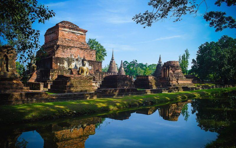 Фото: Сукхотай - Достопримечательности Таиланда: ТОП-10