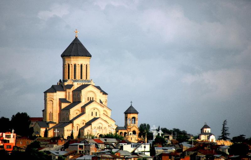 Фото: Тбилиси -Достопримечательности Грузии: ТОП-13