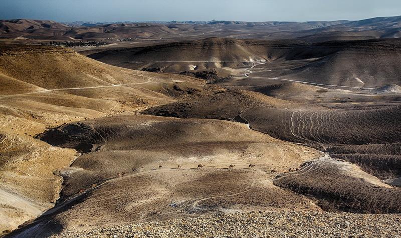 Фото: Долина Тимна и Столбы Соломона - Достопримечательности Израиля: ТОП-14