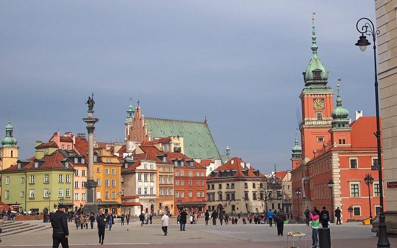 Фото: Варшава - Достопримечательности Польши: ТОП-14