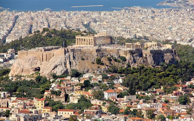 Фото: Афинский Акрополь - Достопримечательности Афин: ТОП-10