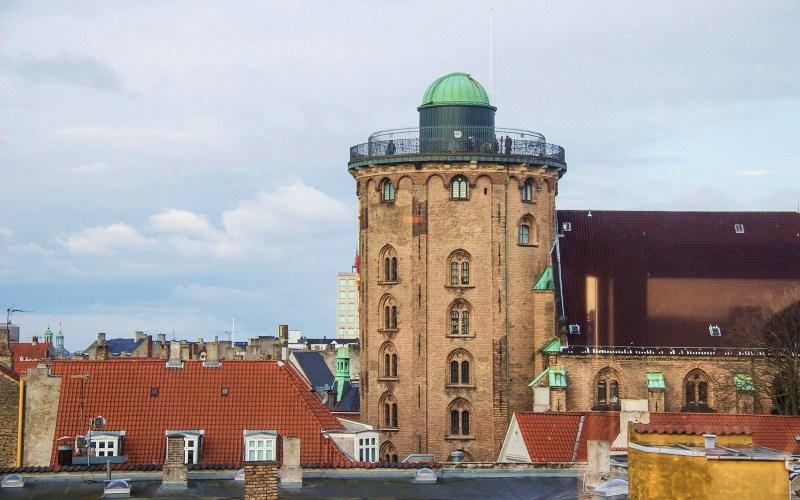 Фото: Круглая башня - Достопримечательности Копенгагена: ТОП-10