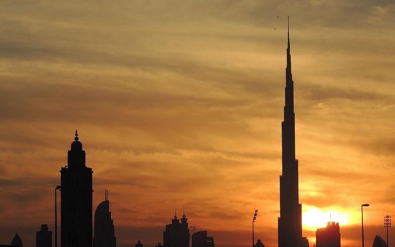 Фото: Бурдж-Халифа - Достопримечательности Дубая: ТОП-14