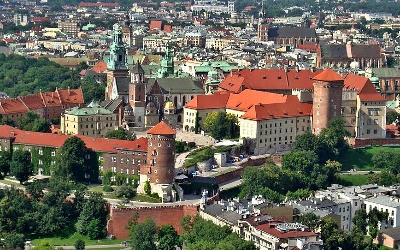Фото: Замок Вавель - Достопримечательности Кракова: ТОП-10