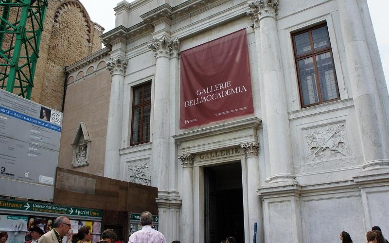 Фото: Галерея Академии - Достопримечательности Венеции: ТОП-10