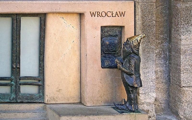 Фото: Гномы Вроцлава - Достопримечательности Вроцлава: ТОП-10