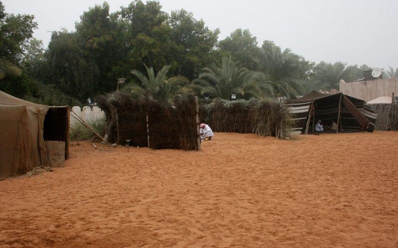 Фото: Деревня культуры и наследия - Достопримечательности Абу-Даби: ТОП-10