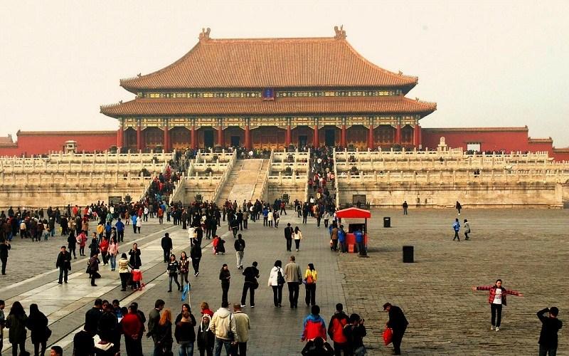 Фото: Запретный город - Достопримечательности Пекина: ТОП-10