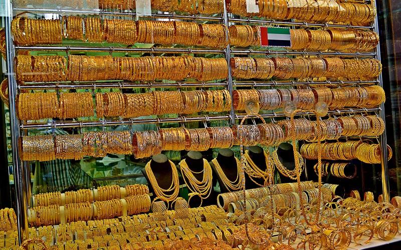 Фото: Золотой рынок - Достопримечательности Дубая: ТОП-14