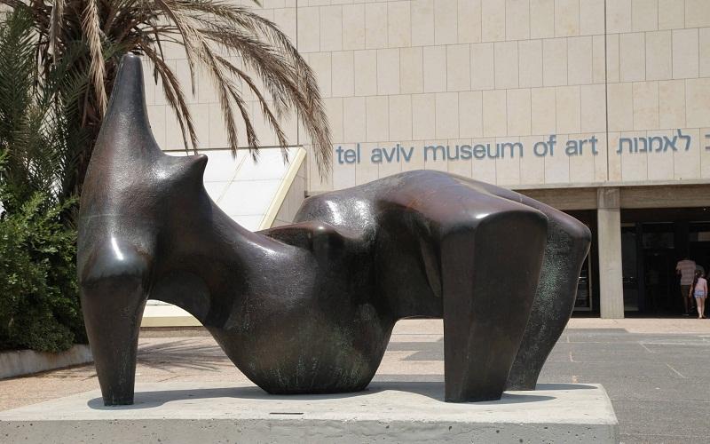 Фото: Тель-Авивский музей изобразительного искусства - Достопримечательности Тель-Авива : ТОП-10