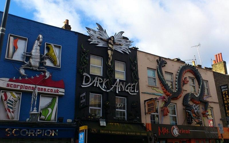 Фото: Рынок Камден - Достопримечательности Лондона: ТОП-15