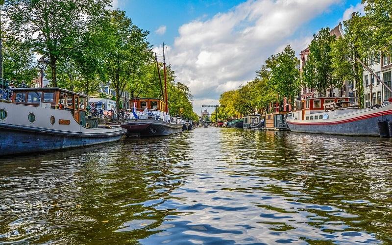Фото: Каналы Амстердама - Достопримечательности Амстердама: ТОП-11