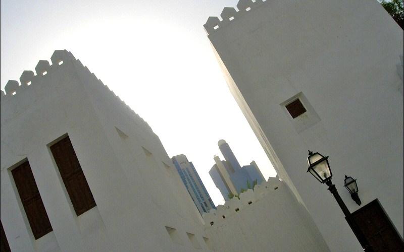 Фото: Дворец Каср-аль-Хосн: Достопримечательности Абу-Даби: ТОП-10