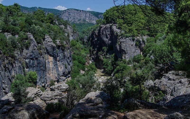 Фото: Кёпрюлю каньон - Достопримечательности Анталии: ТОП-10