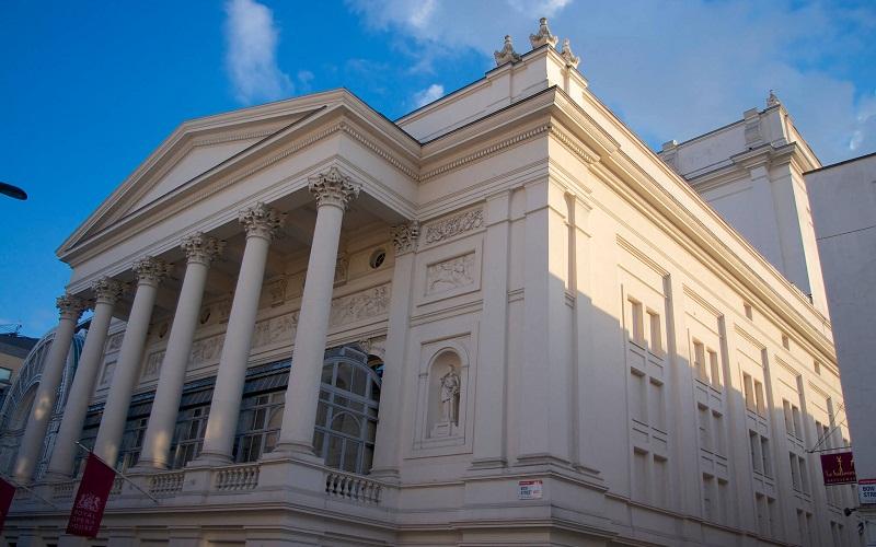 Фото: Театр Ковент-Гарден - Достопримечательности Лондона: ТОП-15