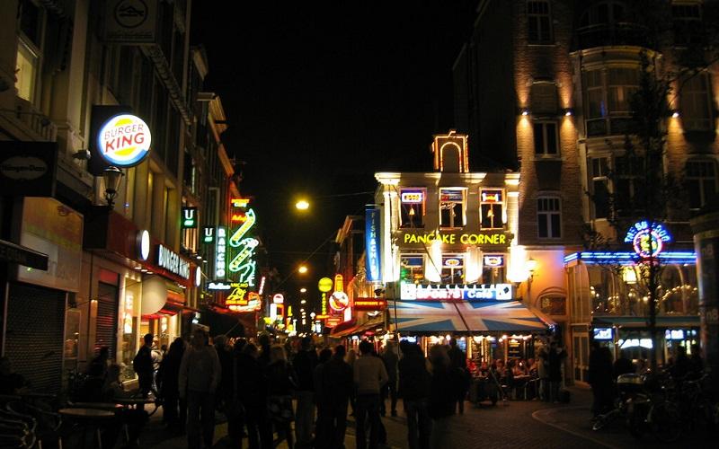 Фото: Площадь Лейдсплейн - Достопримечательности Амстердама: ТОП-11