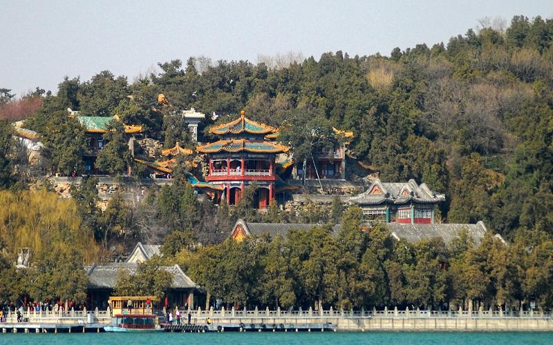 Фото: Летний императорский дворец - Достопримечательности Пекина: ТОП-10
