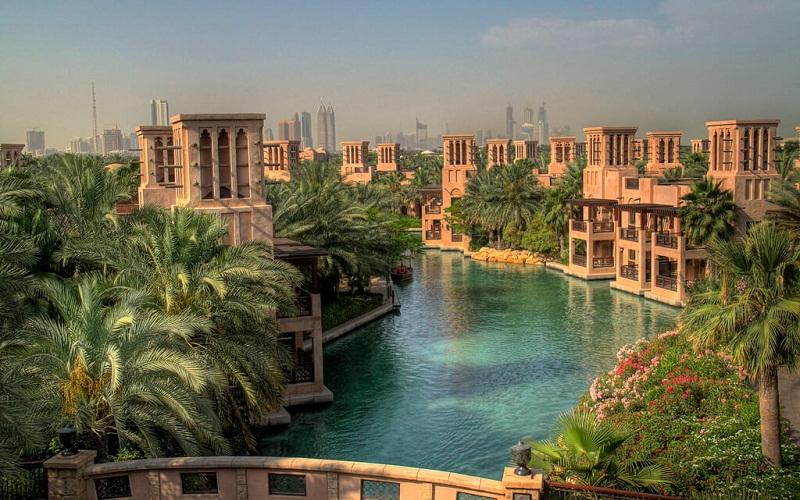Фото: Мадинат Джумейра - Достопримечательности Дубая: ТОП-14