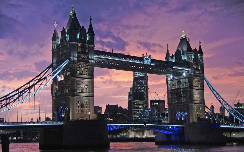 Фото: Тауэрский мост - Достопримечательности Лондона: ТОП-15