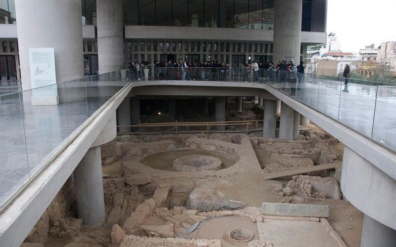 Фото: Новый музей Акрополя - Достопримечательности Афин: ТОП-10