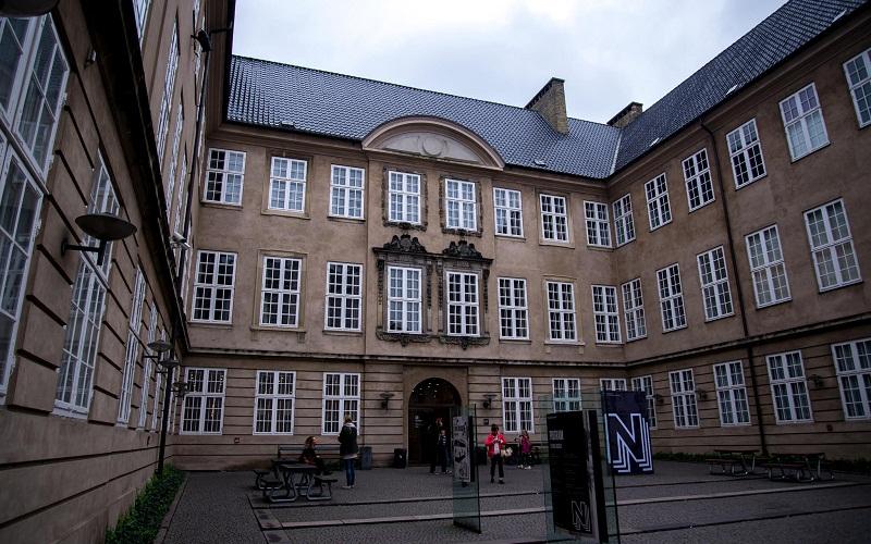 Фото: Национальный музей Дании - Достопримечательности Копенгагена: ТОП-10