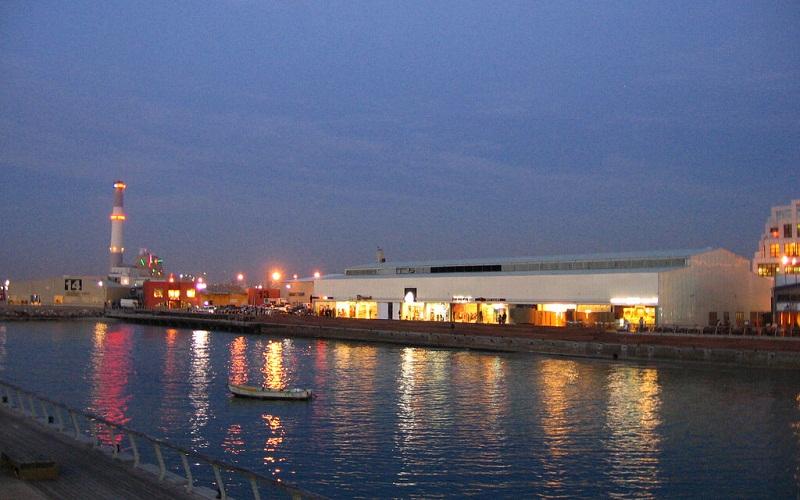Фото: Старый порт Намаль - Достопримечательности Тель-Авива : ТОП-10