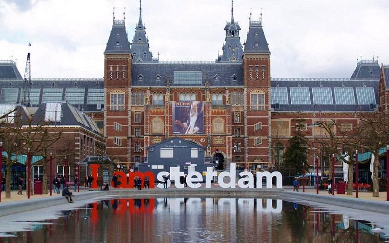 Фото: Национальный музей (Рейксмузеум) - Достопримечательности Амстердама: ТОП-11