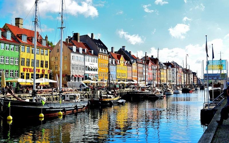 Фото: Нюхавн - Достопримечательности Копенгагена: ТОП-10