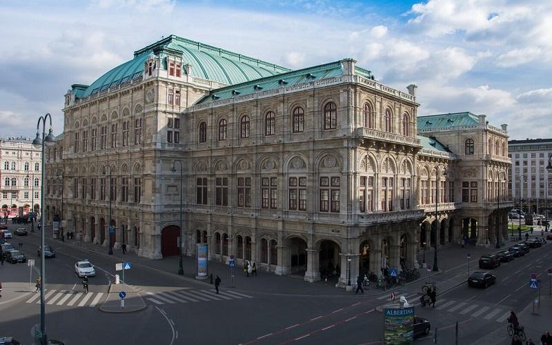 Фото: Венская государственная опера - Достопримечательности Вены: ТОП-11