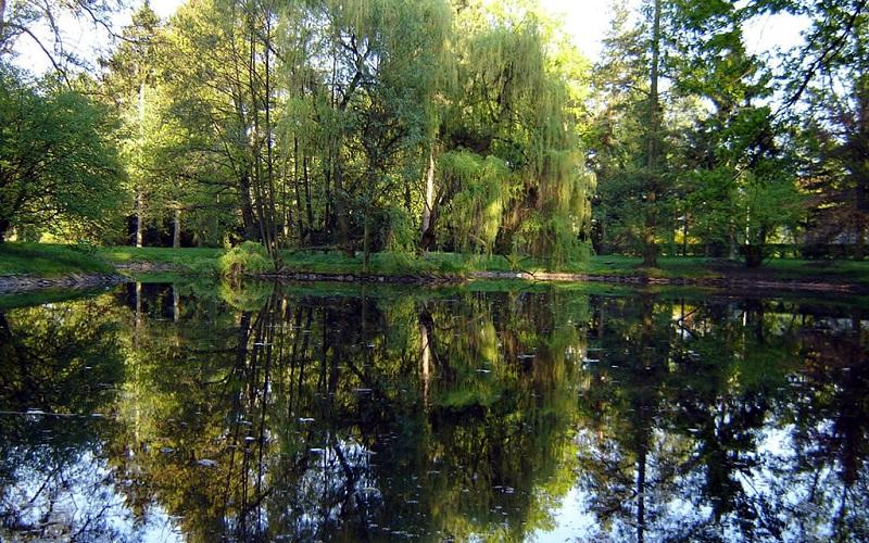 Фото: Щитницкий парк - Достопримечательности Вроцлава: ТОП-10