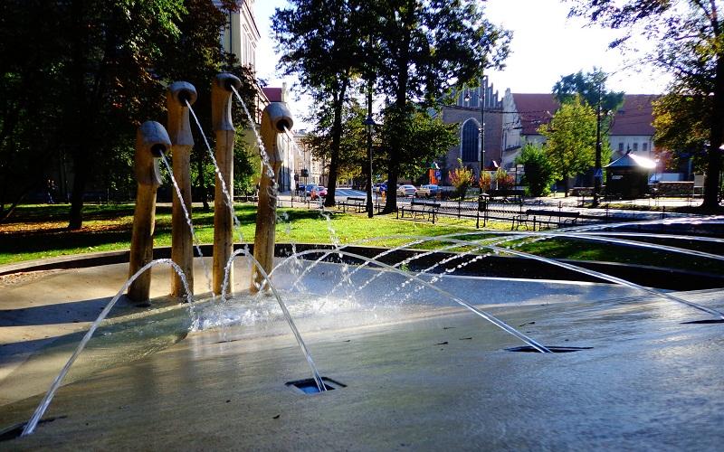 Фото: Парк Краковские планты - Достопримечательности Кракова: ТОП-10