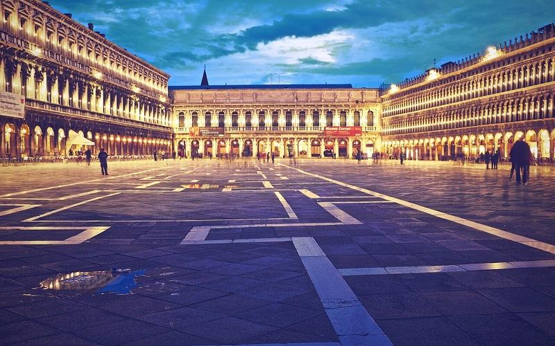 Фото: Площадь Сан-Марко - Достопримечательности Венеции: ТОП-10