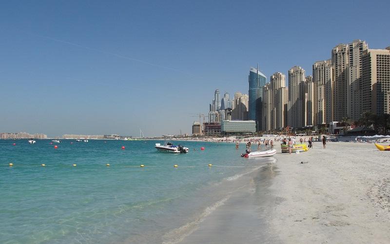 Фото: Пляж Джумейра Бич - Достопримечательности Дубая: ТОП-14