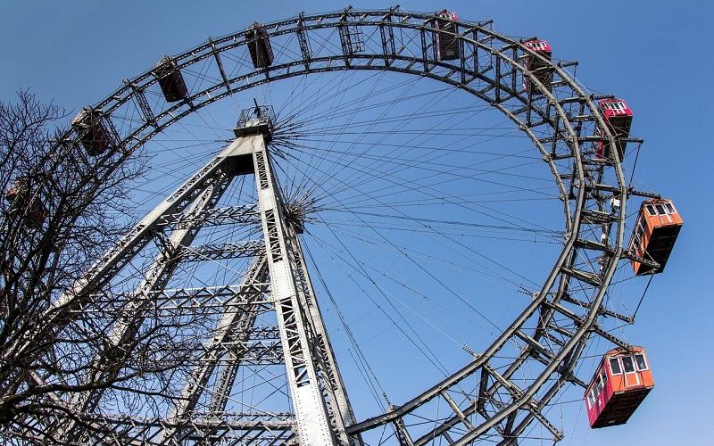 Фото: Парк Пратер - Достопримечательности Вены: ТОП-11