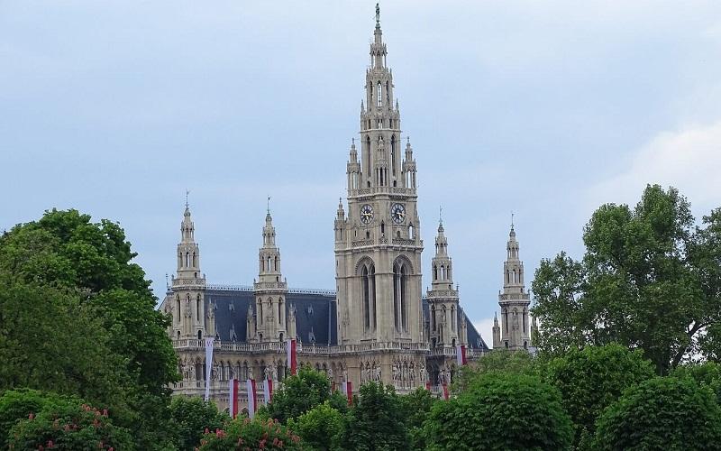 Фото: Венская ратуша - Достопримечательности Вены: ТОП-11
