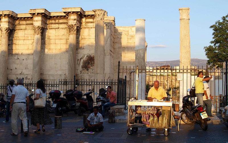 Фото: Блошиный рынок Монастираки - Достопримечательности Афин: ТОП-10