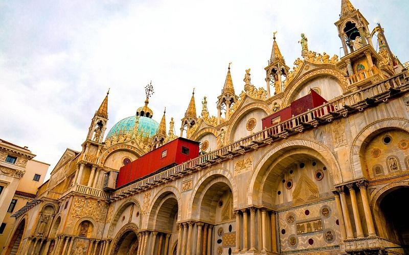 Фото: Базилика Сан-Марко - Достопримечательности Венеции: ТОП-10