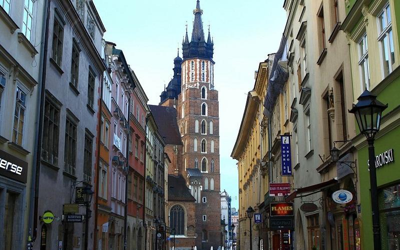 Фото: Старый город - Достопримечательности Кракова: ТОП-10
