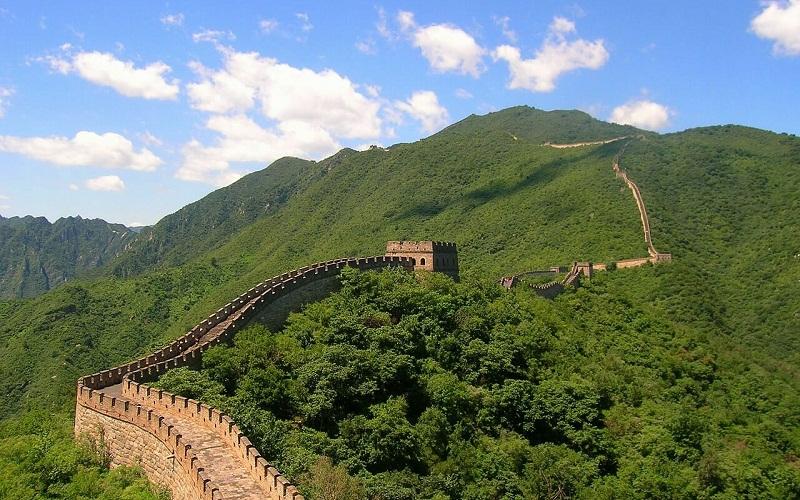 Фото: Великая Китайская стена - Достопримечательности Пекина: ТОП-10